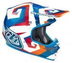 TLD 2015 AIR HELMET VERSE BLUE ORANGE