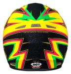 TLD 2015 AIR HELMET CHARGE YELLOW