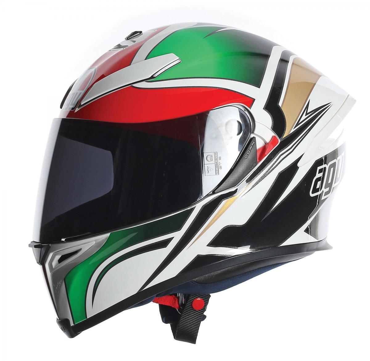 Agv K5 Roadracer Italy Agv K5 Roadracer Italy 499 00