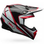 BELL MOTO-9 ECE SPARK RED/BLACK