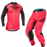 FLY LITE LIMITED EDITION CORAL JERSEY AND PANT COMBO