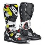 SIDI CROSSFIRE 2 BLACK YELLOW