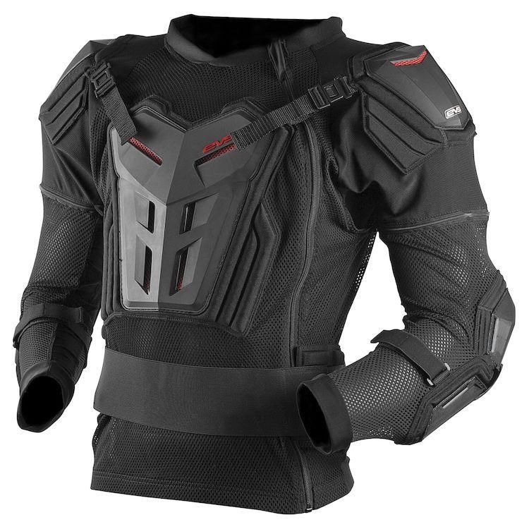 Parts & Accessories NEW Motocross Dirt Bike Body Armour Jacket Chest Shoulder Knee Guard Protect AU