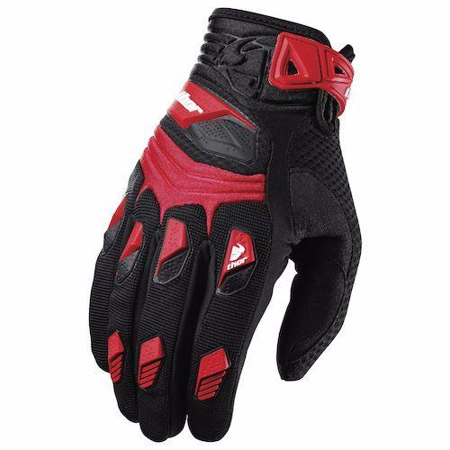 THOR GLOVE S14 DEFLECTOR RED