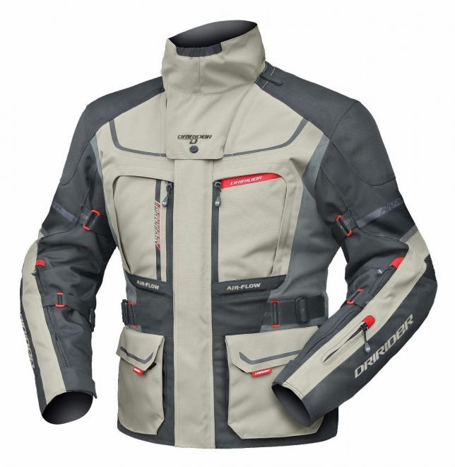 L Large Mens Dririder Adventure 2 Gloves Winter Waterproof Motorbike Dri Rider