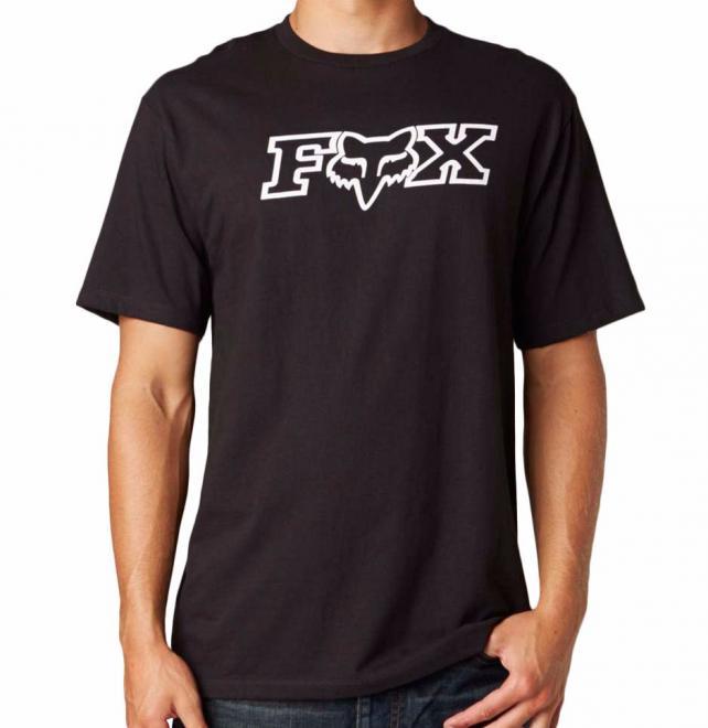 FOX LEGACY TEE BLACK