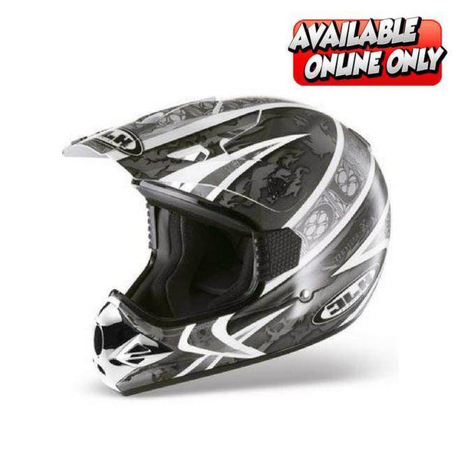 HJC CSX4 X-KNIGHT MC5 SILVER