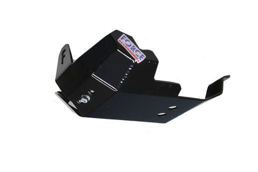 FORCE BASH PLATE KTM 250EXC 300EXC 2012-2015 BLACK