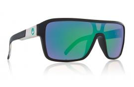 DRAGON SUNGLASSES REMIX GREEN NEBULA/GREEN IONIZED