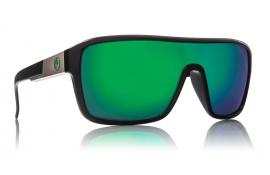 DRAGON SUNGLASSES REMIX JET/GREEN IONIZED P2