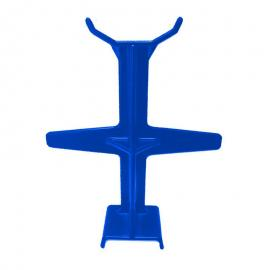 FORK SEAL SAVER PLASTIC YAMAHA BLUE