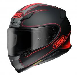 SHOEI NXR FLAGGER TC-1 RED
