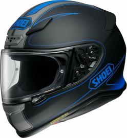 SHOEI NXR FLAGGER TC-2 BLUE