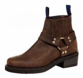 JOHNNY REB BOOT SHORT BROWN