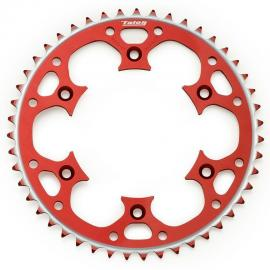 TALON RED REAR SPROCKET HONDA CRF450X 2005-2017