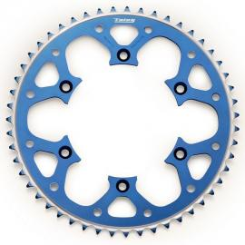 TALON BLUE REAR SPROCKET YAMAHA WR450F 2003-2017