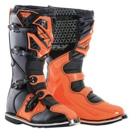 FLY MAVERIK BOOT BLACK/ORANGE YOUTH