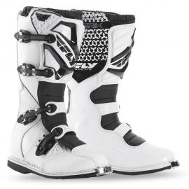 FLY MAVERIK BOOT WHITE YOUTH