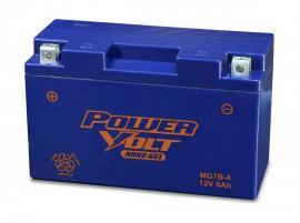 POWERVOLT GEL BATTERY TRIUMPH 865 SCRAMBLER 2006-2007