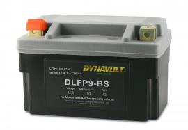 DYNAVOLT LITHIUM ION BATTERY HONDA CBR125R 2007-2014