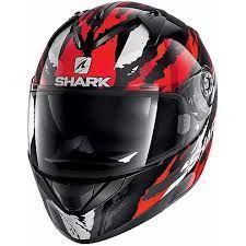 SHARK RIDILL OXYD BLK RED