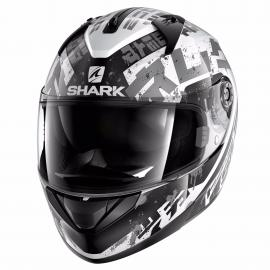 SHARK RIDILL KENGAL BLK WHITE
