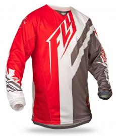 FLY KINETIC JERSEY DIVISION RED