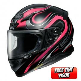 SHOEI NXR INTENSE TC-7 PINK