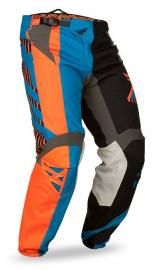 FLY KINETIC PANT DIVISION BLUE/ORANGE