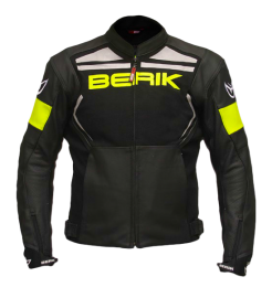 BERIK 2.0 ABSOLUTE JACKET BLACK/YELLOW