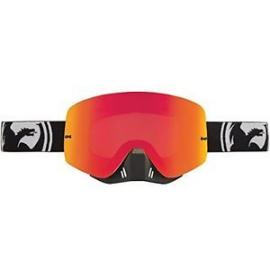 DRAGON NFXS GOGGLE INVERSE RED ION