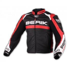 BERIK JEREZ JACKET BLACK RED