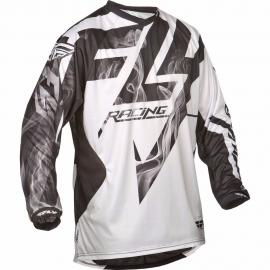 FLY LITE JERSEY BLACK/WHITE