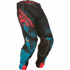 FLY LITE PANT BLK BLUE