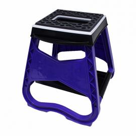 RACER PIT BOX STAND BLUE