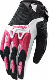 THOR GLOVE S15W SPECTRUM BLACK/PINK