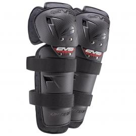 EVS OPTION KNEE GUARD BLACK YOUTH