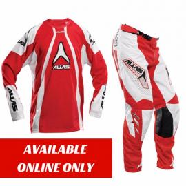 ALIAS A1 JERSEY AND PANTS RED