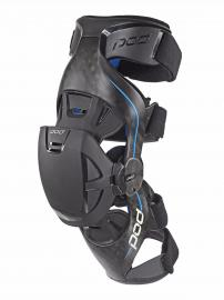 POD K8 CARBON/BLUE KNEE BRACE RIGHT