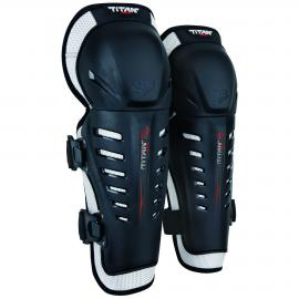 FOX TITAN RACE KNEE GUARDS