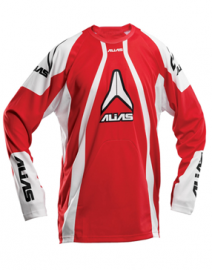 ALIAS A1 JERSEY RED WHITE