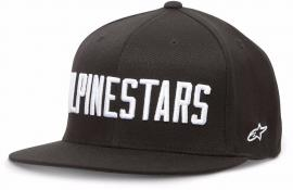 ALPINESTARS BIG WORD HAT BLACK