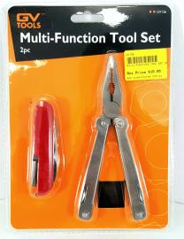 MULTI-FUNCTION TOOL SET 2PC