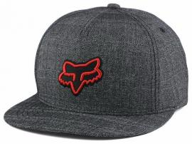 FOX JUMP GRUMP SNAPBACK DARK GREY