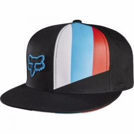 FOX ROHR MORE SNAPBACK BLACK