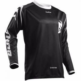 THOR SECTOR ZONE JERSEY BLACK