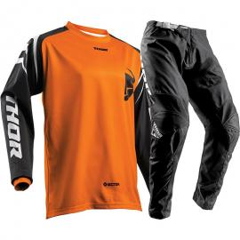 THOR 2018 SECTOR ZONE JERSEY & PANTS ORANGE