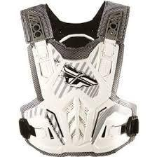 FLY PIVOTAL ARMOUR WHITE YOUTH