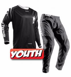 THOR 2018 YOUTH SECTOR ZONE JERSEY & PANTS BLACK