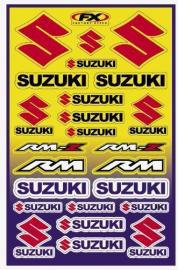 FX SUZUKI STICKER KIT